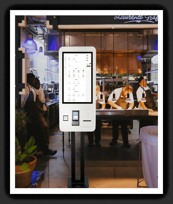 Self kiosks